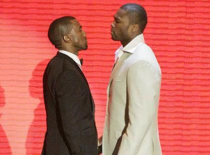 Smider 50 Cent håndklædet i ringen?
