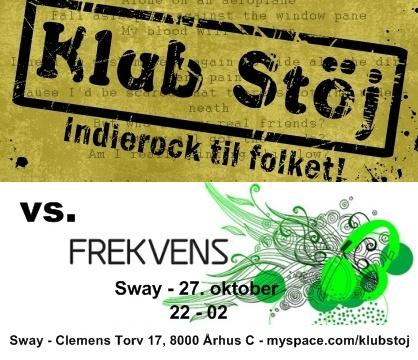Frekvens Live – Frekvens vs Klub Stöj