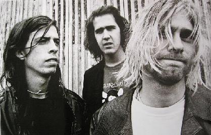 Kurt Cobain film på trapperne
