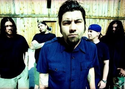Nyt Deftones album i støbeskeen