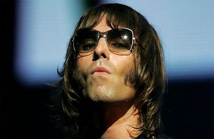 Interview med Liam Gallagher