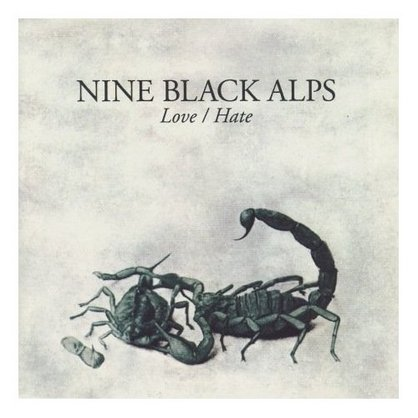 "Anmeldelse: Nine Black Alps – ""Love/Hate"""