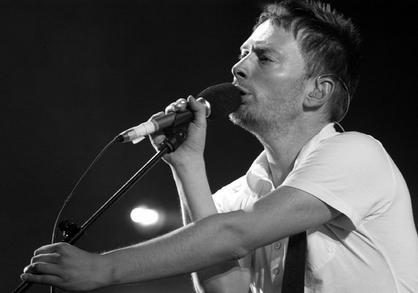Radiohead på Roskilde 2008?