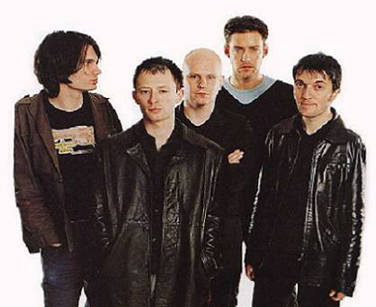 Stjerner imod Radiohead