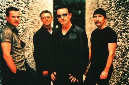 U2 i uheldig afrikansk drejning