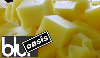 Blur og Oasis begraver stridsøksen…i ost