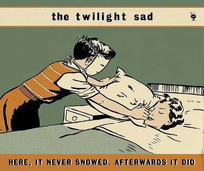 The Twilight Sad på vej med EP