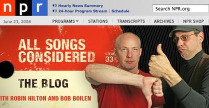 NPR 2008: Første halvårs bedste CDer