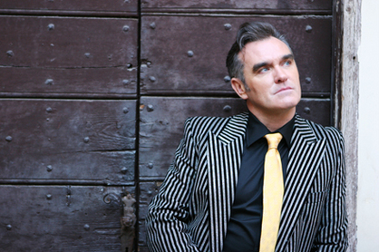 Hang the DJ: Morrissey vender plader for KCRW