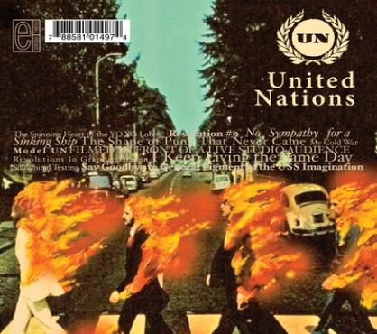United Nations i coverproblemer