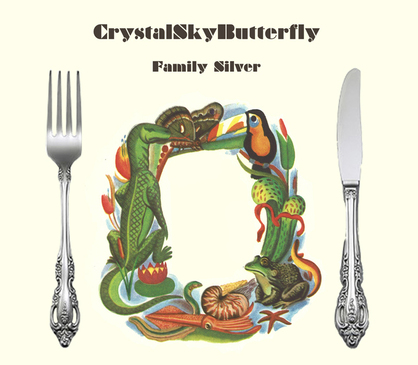 "Anmeldelse Crystal Sky Butterfly – ""Family Silver"""